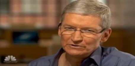 Watch the Tim Cook interview with Rock Center's Brian Williams (Updated) | From the Apple Orchard | Scoop.it