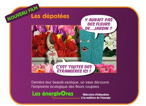 Les énergivOres: Les dépotées | Éducation aux médias | Scoop.it