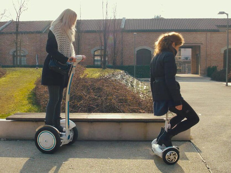 Have a Look at the Purpose of Airwheel Intelligent 2 Wheels self-Balancing Scooters   Press Release   Scoop.it