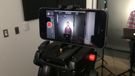 Shooting Video with an iPhone | Wistia Learning Center | E-learning, Blended learning, Apps en Tools in het Onderwijs | Scoop.it