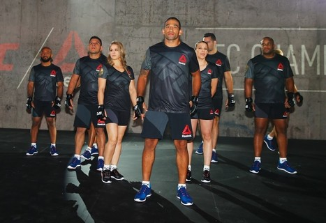 Reebok dévoile l'UFC Fight Kit | Id Marketing | Scoop.it