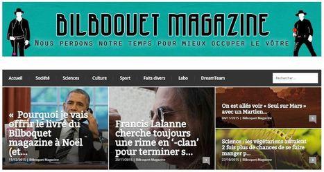 Bilboquet Magazine : le vrai William Charrier derrière les fausses news | Science de comptoir | C@fé des Sciences | Scoop.it