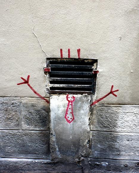 Jérôme Deiss, Paris | Photographies street-art | Scoop.it