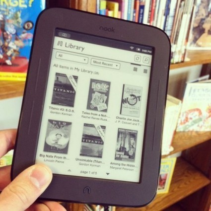 Lending E-Readers in the School Library (Part I: Background) — @100scopenotes 100 Scope Notes | Technology Use in the School Library | Scoop.it