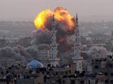 Noticia de La W Israel destruye el cuartel principal de Hamás en la franja de Gaza   Un poco del mundo para Colombia   Scoop.it
