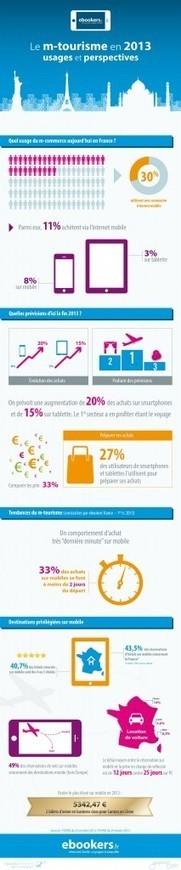 [Infographie] Le tourisme mobile en 2013 - Neoc... | Inspiration voyage & tourisme | Scoop.it
