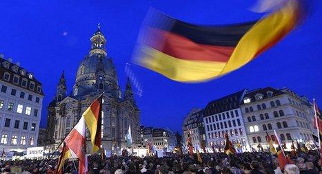 Des milliers d'Allemands ont manifesté contre l'afflux de réfugiés | 694028 | Scoop.it