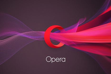 Opera : le premier navigateur sans pub est disponible | L'actualité informatique en vrac | Scoop.it