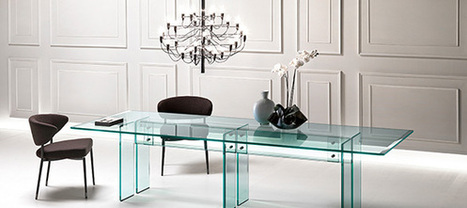 Contemporary Dining Tables | Contemporary Furniture London | Scoop.it