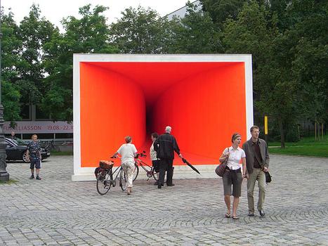 Public Art Megaphone   DESARTSONNANTS - CRÉATION SONORE ET ENVIRONNEMENT - ENVIRONMENTAL SOUND ART - PAYSAGES ET ECOLOGIE SONORE   Scoop.it