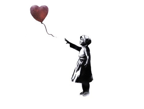Banksy lance l'opération #WithSyria en soutien aux victimes du conflit | ART, His Story are Culture for ALL | Scoop.it