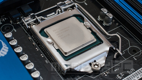 Review Intel Core i7 4770K (Haswell) - MadBoxpc.com | Introducción a los sistemas operativos | Scoop.it