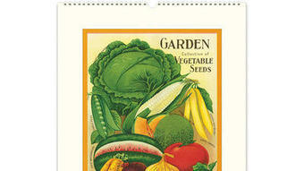 Vintage seed catalog calendar for 2013 - Los Angeles Times | Witchcraft | Scoop.it
