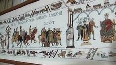 Des habitants d'Aurigny apportent la touche finale à la Tapisserie de Bayeux - France 3 Basse-Normandie | Actualité des îles anglo normandes | Scoop.it