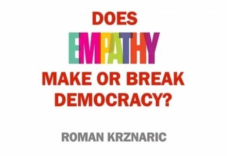 Does Empathy Make or Break Democracy? | Start Empathy | Scoop.it