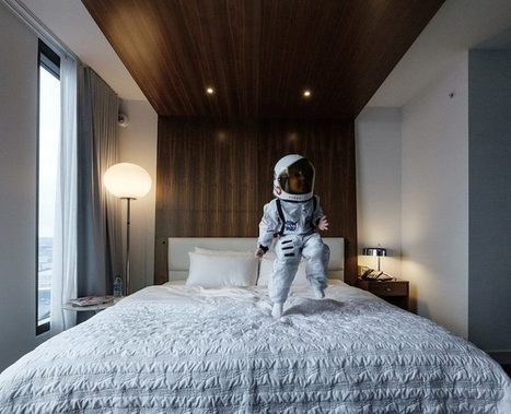 Tiny Astronaut Project by Aaron Sheldon   Web Explorer   Scoop.it