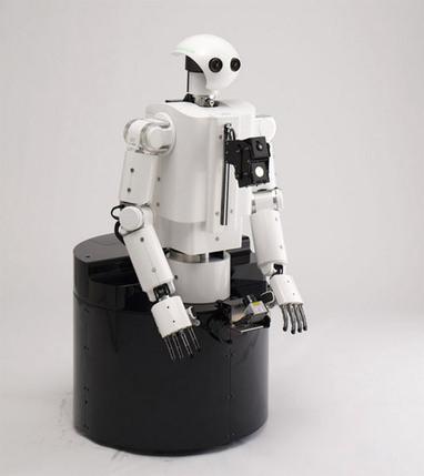 HEARBO Robot Has Superhearing - IEEE Spectrum | Robotics Investigations | Scoop.it