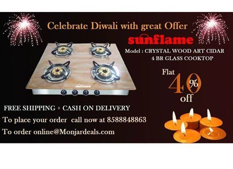 Cooker Built in Hobs for Your Kitchen | Monjar Deal a Complete Best Price Online store in INDIA for Home Appliances | Scoop.it