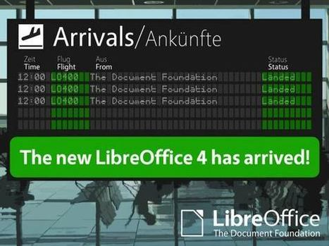 LibreOffice 4.0 now available - Software - News - HEXUS.net | TDF & LibreOffice | Scoop.it