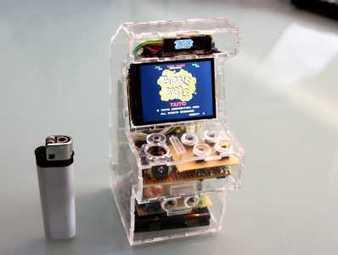 Sprites mods - Raspberry Pi micro arcade machine - Intro   rasbery pi console   Scoop.it