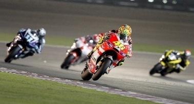 Rossi Battles to 7th in Ducati MotoGP Debut   Ducati & Italian Bikes   Scoop.it
