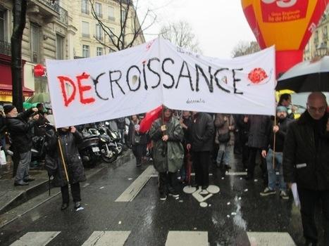 Quel est le rapport entre la décroissance et l'état d'urgence? | décroissance | Scoop.it