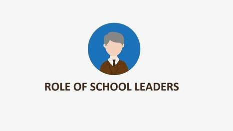 Roles & Responsibilities of a School Leader in Technology Integration | Education | Scoop.it