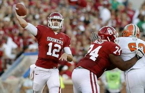 Oklahoma football: Grading the Sooners before the Cotton Bowl | Sooner4OU | Scoop.it