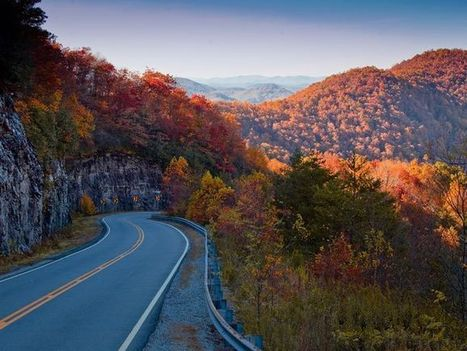 10Best: The brightest fall foliage around the USA | The Miracle of Fall | Scoop.it