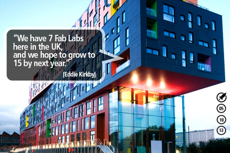 Let's build 30 FabLabs to change the UK | BarFabLab | Scoop.it