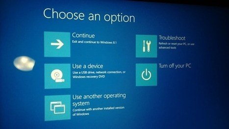 Switch easily between VirtualBox and Hyper-V with a BCDEdit boot Entry in Windows 8.1 - Scott Hanselman | News de la semaine .net | Scoop.it