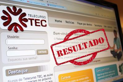 Divulgado resultado do exame presencial do Telecurso TEC - Modalidade Aberta   Telecurso TEC   Scoop.it