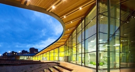 The school of the future has opened in Finland | Libraries and education futures | Scoop.it