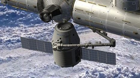 SpaceX Given Green Light for First Launch to Space Station | The Blog's Revue by OlivierSC | Scoop.it