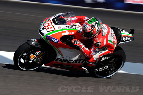 Nicky Hayden Interview: On the Record- Ducati MotoGP Rider | Cycle World | Ductalk | Scoop.it