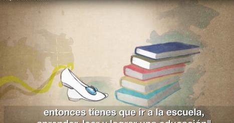 Crea y aprende con Laura: Perseguir un sueño: la #Educación | Docentes | Scoop.it