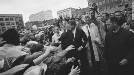 How did Kennedy's assassination change the world? - CNN | World History | Scoop.it