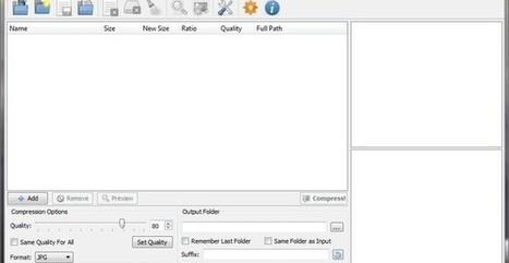 Caesium, comprime tus imágenes con este software gratuito para Windows | Recull diari | Scoop.it