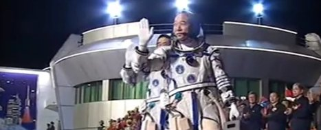 China just launched two astronauts into space | More Commercial Space News | Scoop.it