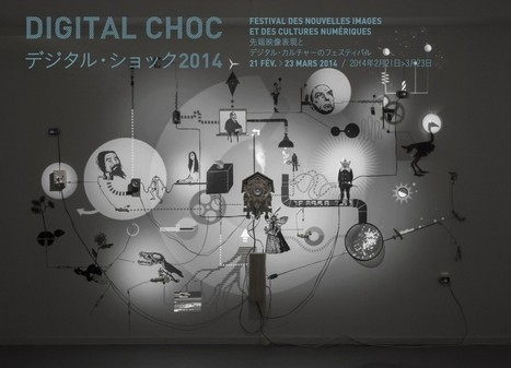 Digital Choc 2014 : Quand les machines se prennent à rêver | Institut français du Japon - Tokyo >> 23.03.14 | Human Nature  ,Brain and Cognitive Sciences &Singularity | Scoop.it