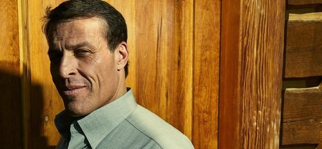 How Tony Robbins Created an Empire by Being the Most Confident Man on Earth | All About Coaching | Scoop.it
