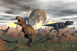 What Really Killed the Dinosaurs? | Aux origines | Scoop.it