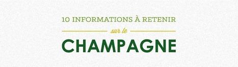 Le Champagne en infographie | Champagne Actu | Scoop.it