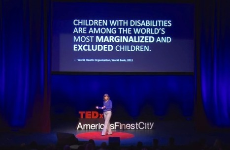 Spotlight TEDx Talk: Why separating kids with disabilities from their peers hurts instead of helps | curriculum differentiation | Scoop.it