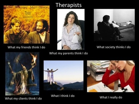 Therapists | What I really do | Scoop.it