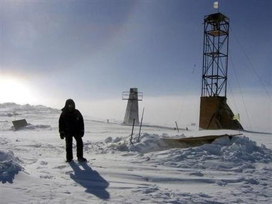 Russian scientists may have found new life under Antarctic ice | enjoy yourself | Scoop.it