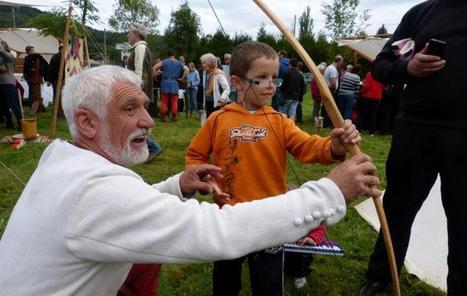 Nages. Retour sur une fête du chou moyenâgeuse | Lacaune et les Monts de Lacaune | Scoop.it
