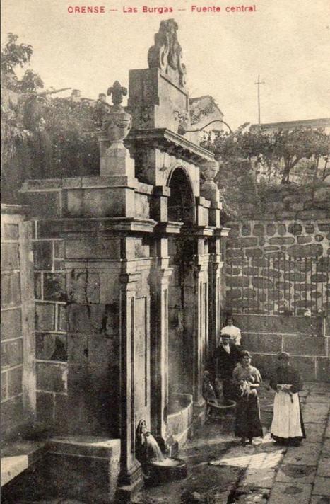 Frenan el intento de explotar las aguas de As Burgas de forma privada | Historic Thermal Cities Villes Thermales Historiques | Scoop.it