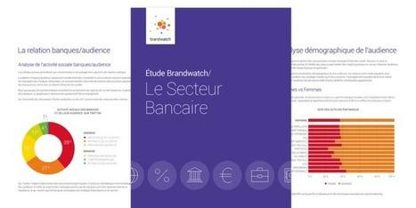 Le secteur bancaire - Brandwatch | Social media & health - Médias sociaux & santé | Scoop.it