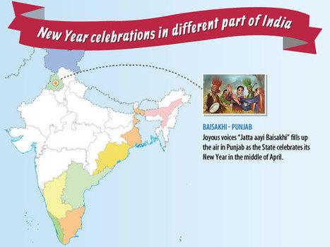 Baisakhi 2016 | Punjabi New Year | Holidays Around The World | Scoop.it